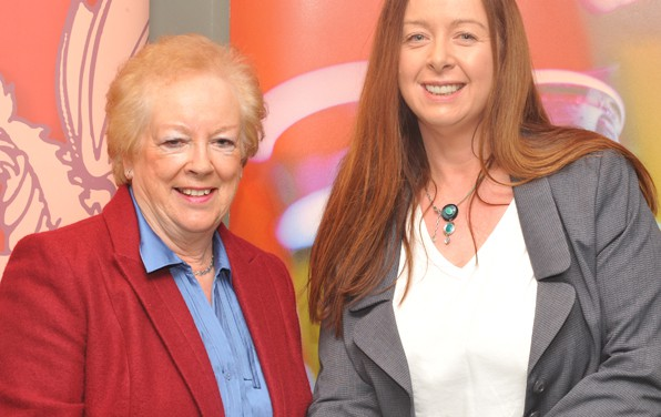 Fellowship Award 2013 to Anne Murphy