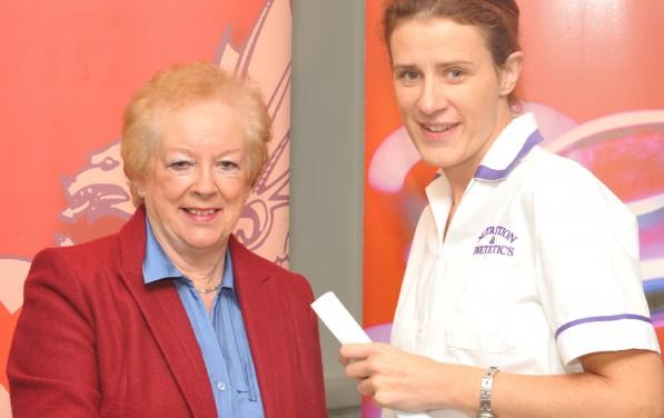 Fellowship award 2013 to Niamh Smyth