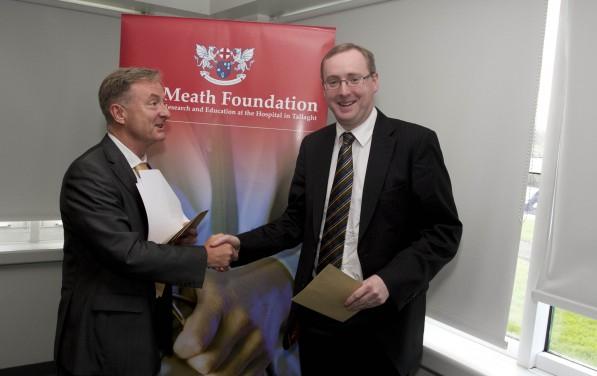 Prof Lane Dr McHugh Research Award 2014