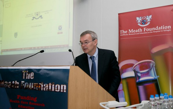 Professor Paul Browne's opening address to The Meath Foundation Research Symposium held on Friday 27th November 2015